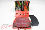 EBC Redstuff Pads for VR4 Front Big Brakes: DSM/EVO 1-3