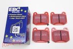 EBC Redstuff Rear Pads: EVO 5-9