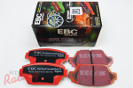 EBC Redstuff Pads for Rear Brakes: 1g DSM