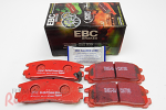 EBC Redstuff Pads for Rear Brakes: 2g DSM