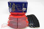EBC Redstuff Pads for DSM Dual-Piston Front Brakes: DSM/EVO 1-3