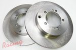EBC Plain Rear Brake Rotors: EVO 5-9