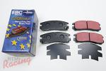 EBC Ultimax Pads for Rear Brakes: 2g DSM