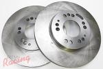 EBC Plain Rotors for DSM Dual-Piston Front Brakes: DSM
