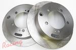 EBC Plain Rear Brake Rotors: 2g DSM