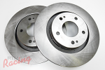 EBC Plain Rotors for Outlander Front Big Brakes: DSM