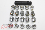 Gorilla Tuner Lug Nuts (Open End Style - M12x1.25)