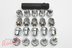 Gorilla Tuner Lug Nuts (Open End Style - M12x1.5)