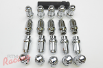 Gorilla Tuner Lug Nuts (Extended Length - M12x1.25)