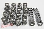 GSC High Pressure Conical Springs & Titanium Retainers: EVO 10