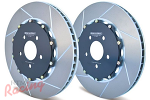 "GiroDisc 2-Piece, Slotted 13"" Cobra Rotors for Front Big Brakes: DSM"