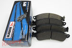 Hawk HPS Pads for Cobra Front Big Brakes: DSM/EVO 1-3
