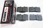 Hawk HP Plus Pads for VR4 Front Big Brakes: DSM/EVO 1-3/Galant/3000GT