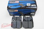 Hawk HPS Pads for EVO5-9 Rear Big Brakes: 2g DSM