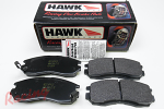 Hawk HP Plus Pads for DSM Single-Piston Front Brakes: DSM
