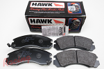 Hawk HP Plus Pads for DSM Dual-Piston Front Brakes: DSM/EVO 1-3