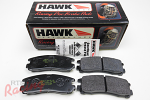 Hawk HP Plus Pads for Rear Brakes: 2g DSM