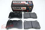 Hawk HP Plus Pads for EVO5-9 Front Big Brakes: DSM