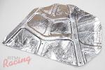 OEM Underhood Heat Shield: 2g DSM