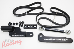 Jay Racing Alternator Relocation Kit: 2g DSM