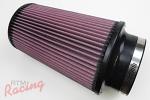 "K&N Air Filters with 4"" Inlet"