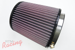 "K&N Air Filters with 4.5"" Inlet"
