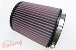 "K&N Air Filters with 4.5"" Inlet"