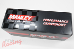 Manley Forged Race Series Crankshaft (88mm) for 7-Bolt: DSM/EVO