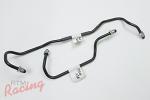 OEM Power Steering Tubes (on the Rack Assembly): 1g DSM