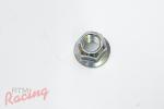 OEM Nut (M12), Lock, Front Strut to Knuckle: 1g DSM