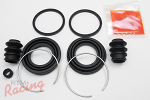 OEM Dual-Piston Front Caliper Rebuild Kit: 1g DSM
