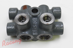 OEM Non-ABS Brake Proportioning Valve: 1g DSM