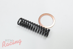 OEM Lower Oil Pressure Relief Spring: DSM/EVO