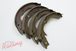 OEM Parking Brake Shoes Kit: EVO 10