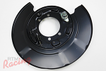 OEM Backing Plate/Dust Shield for Rear Brakes (RH): EVO 7-9