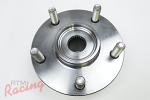 OEM Front Wheel Bearing/Hub Assembly: 2g DSM