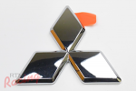 OEM Chrome Mitsu Emblem