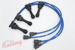 NGK 7mm Spark Plug Wires: 1g DSM