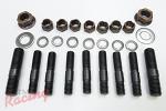 Exhaust Manifold Stud Kit: DSM