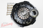 "PTT 7.25"" Twin-Disc Clutch Kit: DSM"