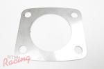 RTM Mitsu 16G-Style 7cm Turbo Inlet Gasket (Stainless-14 ga): DSM/EVO 1-3