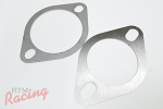 RTM Stainless Steel 2-Bolt Exhaust Gaskets