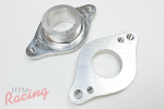 RTM Aluminum Weld-on Flanges for Greddy/1g DSM BOV