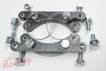 Hardware Kit to Install 3000GT-VR4/Genesis Front Big Brakes: DSM/EVO 1-3