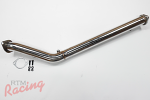 """RTM 3"""" Stainless Downpipe: EVO 10"""