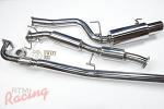 "RTM 3"" Stainless Turboback System: 2g DSM AWD"