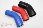 Silicone 45-Degree Elbows
