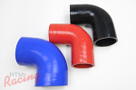 Silicone 90-Degree Elbows