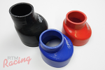 Silicone Straight Reducer w/Offset