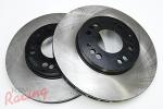 StopTech Premium Rotors for DSM Dual-Piston Front Brakes: DSM